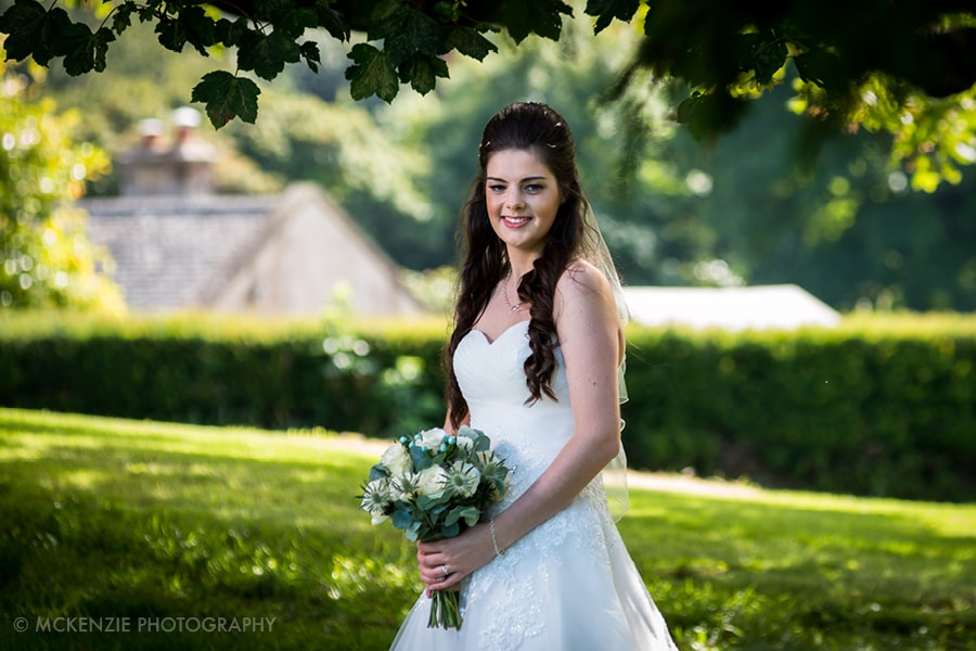 Jamie and Emma Borders Wedding at Dunglass Estate Photograph 10
