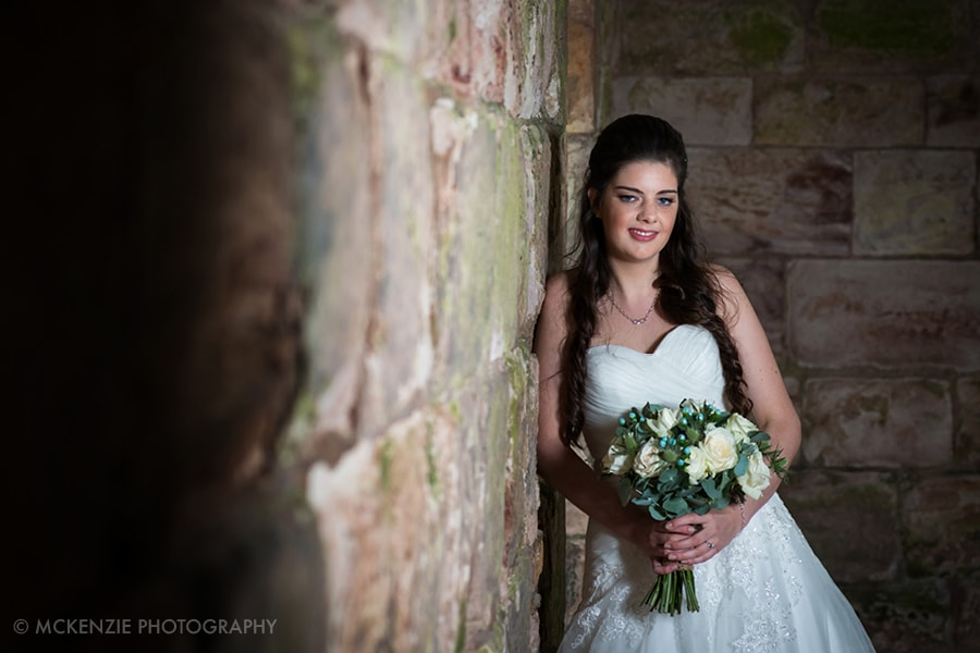 Jamie and Emma Borders Wedding at Dunglass Estate Photograph 14