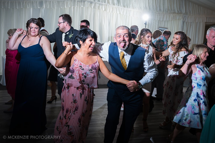 Jamie and Emma Borders Wedding at Dunglass Estate Photograph 20