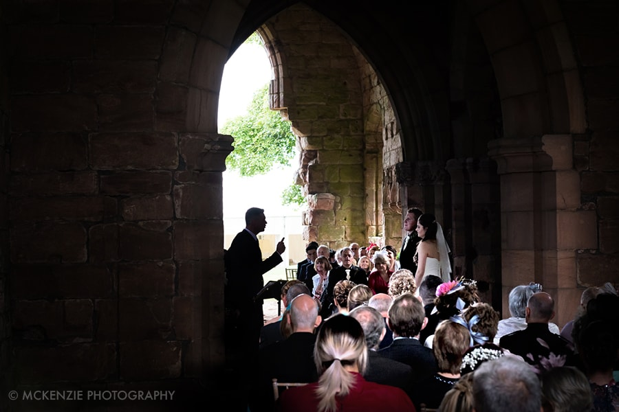 Jamie and Emma Borders Wedding at Dunglass Estate Photograph 6