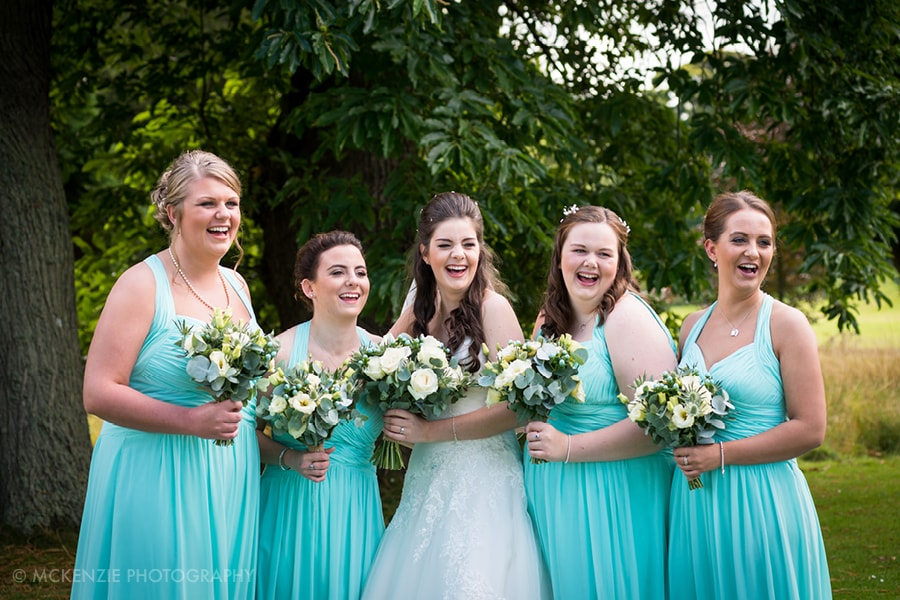 Jamie and Emma Borders Wedding at Dunglass Estate Photograph 8