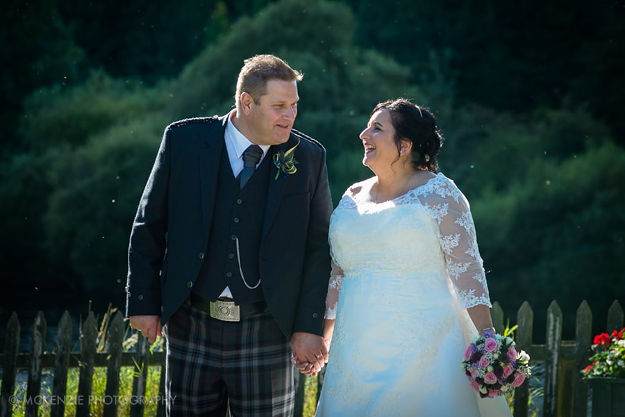 Duncan and Laurice Borders wedding at Dryburgh Abbey Hotel 13